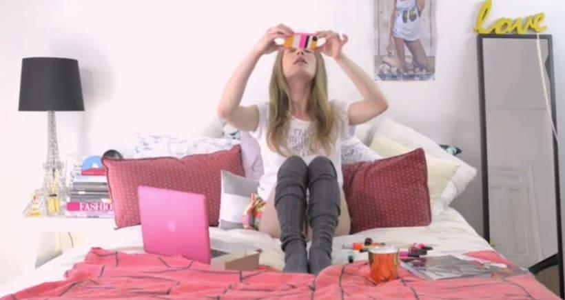 Fashion Film Don't blog it, live it -1