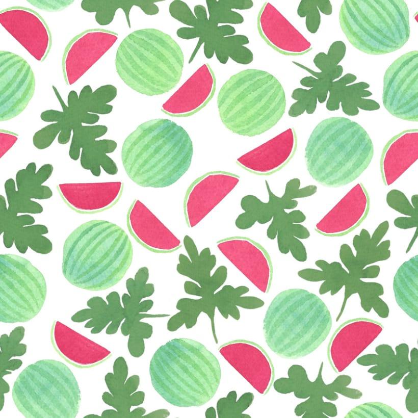 Watermelon - Mi Proyecto del curso Motivos para repetir (2) 2