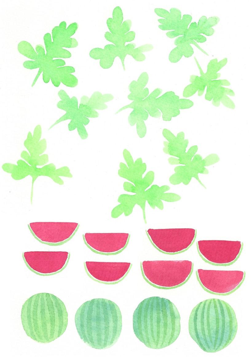 Watermelon - Mi Proyecto del curso Motivos para repetir (2) 1