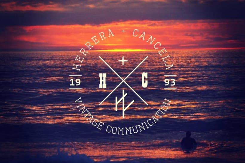 Herrera+Cancela Comunicación. Identidad Corporativa. 3