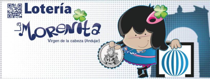 La Morenita ( Administración de Loteria ) 6