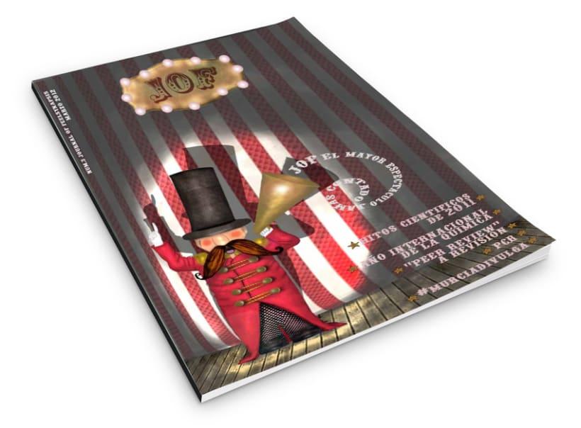 JoF magazine: Diseño editorial 0