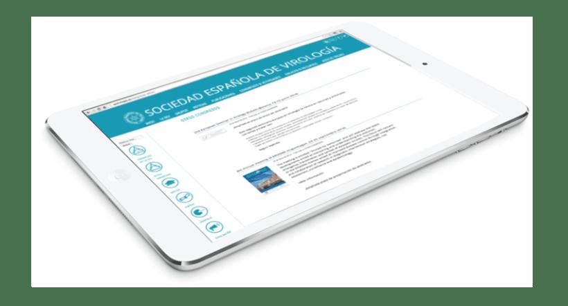 SEV: diseño y desarrollo web responsive 3