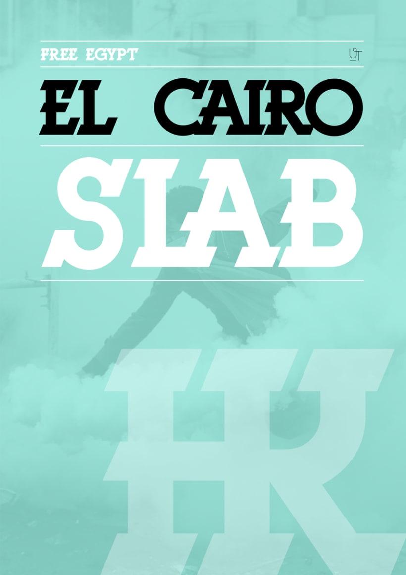 Cairo Slab UT 11