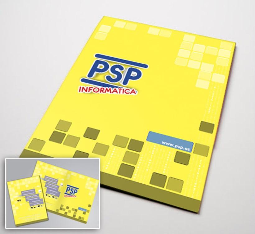 Carpetas PSP informática 1