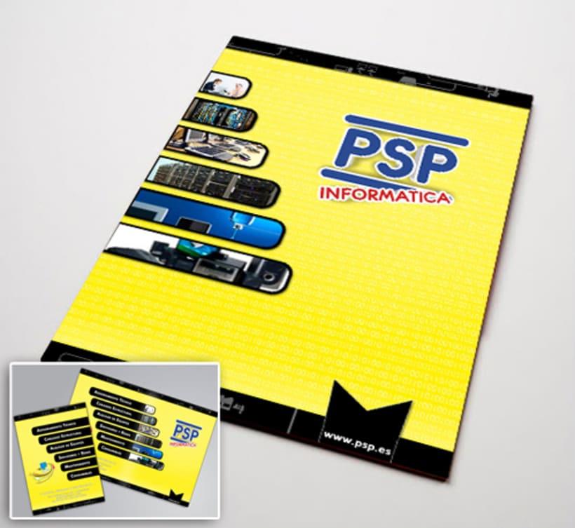 Carpetas PSP informática 2
