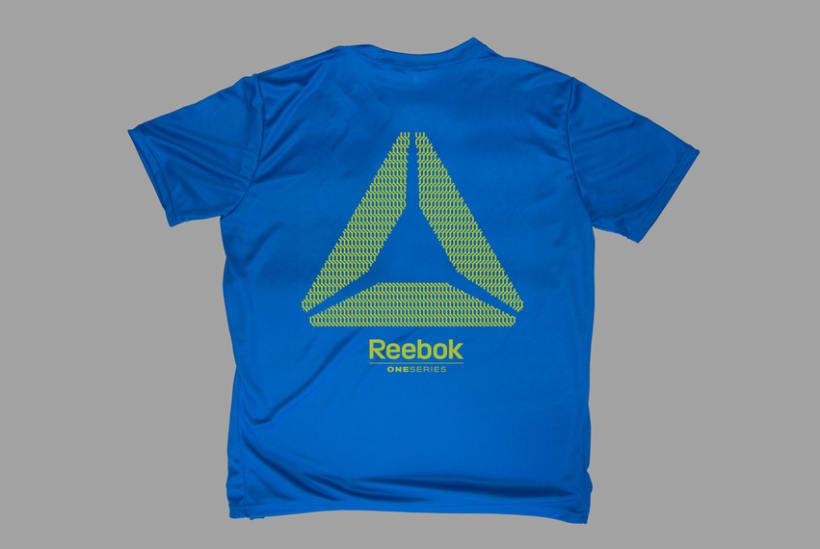 Reebok one series custom type 10