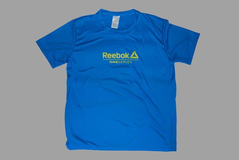 Reebok one series custom type 11