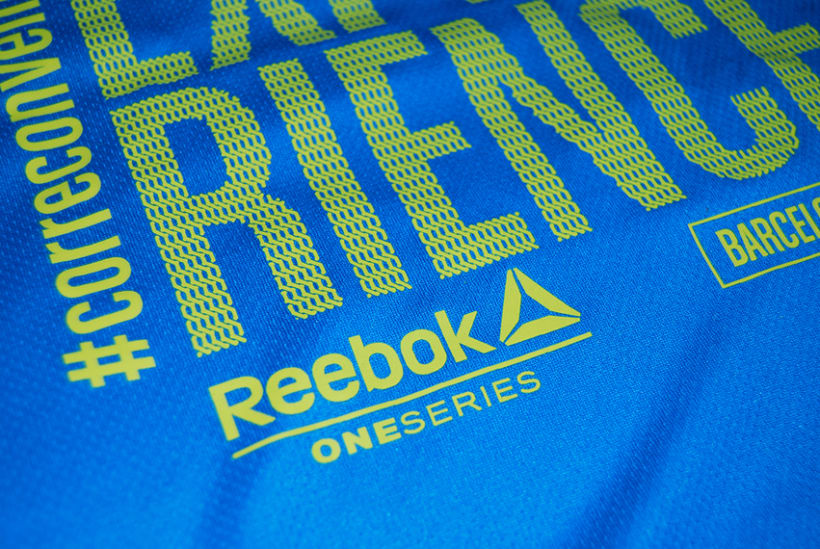 Reebok one series custom type 14