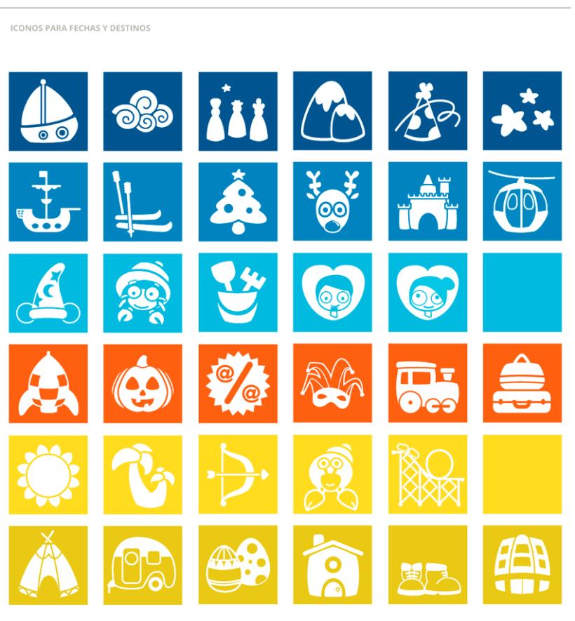 Logotipo y branding (Viaja con tu familia) 4