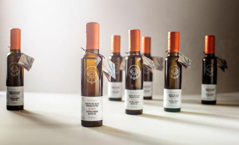 Diseño de marca y packaging | Ros Caubó 1