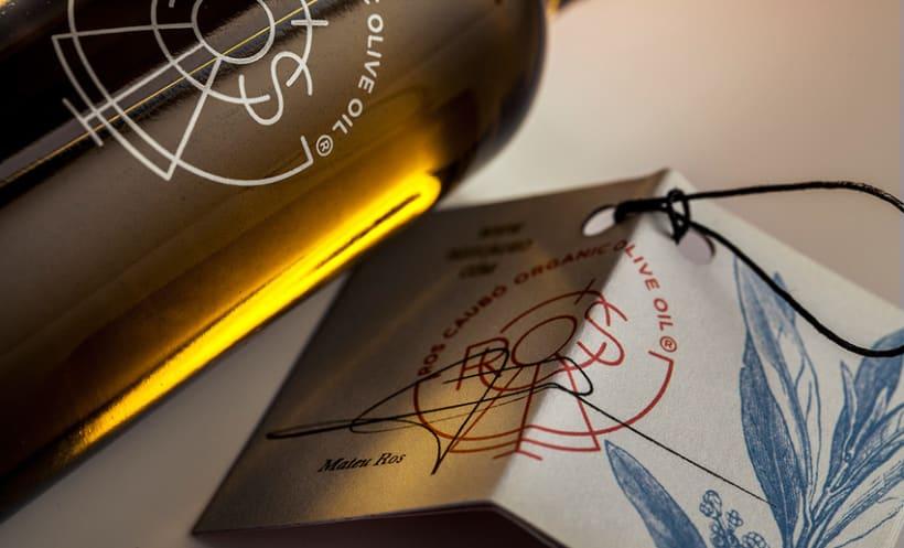 Diseño de marca y packaging | Ros Caubó 4
