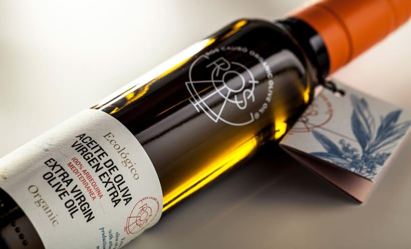 Diseño de marca y packaging | Ros Caubó 2