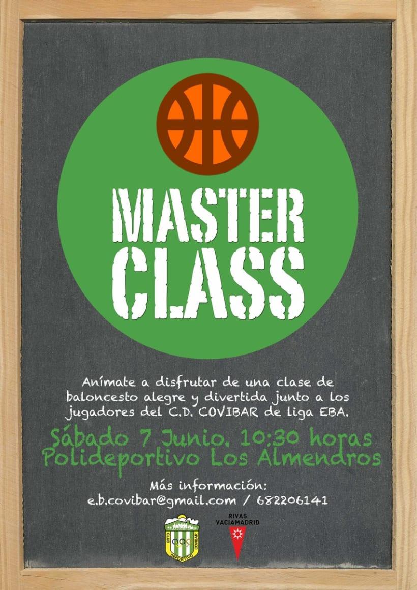 Carteles Baloncesto Covibar - Temporada 13/14 5