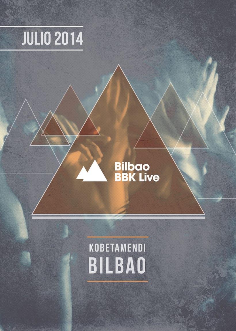 Festival Bilbao BBK Live  2