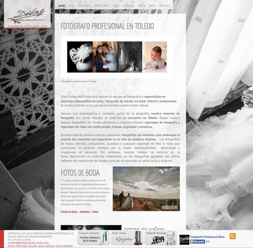Fotodilos - Gestor de contenidos para laboratorio de fotografía 0
