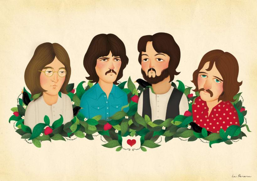 The Beatles -1