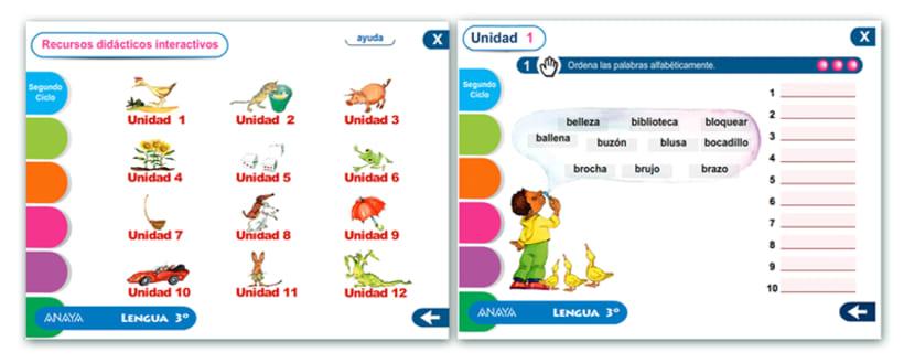 Actividades interactivas educativas 2