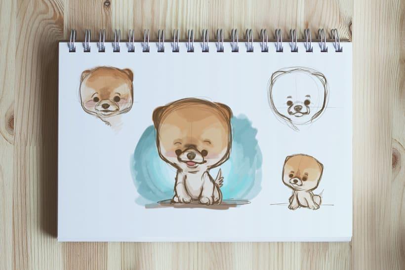 myBoo ilustraciones 2