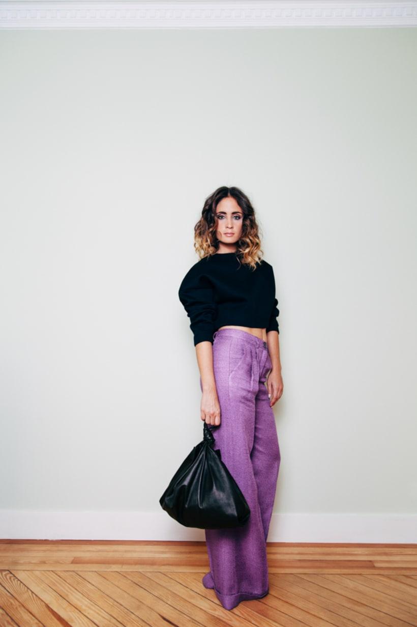 Colección de bolsos de Isabel Fernández. 3