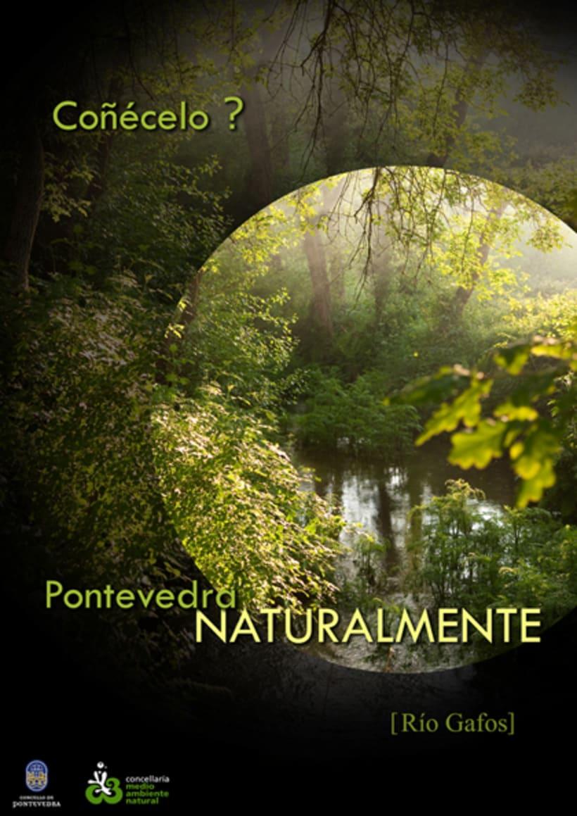 Mupies campaña de promoción del patrimonio natural de Pontevedra 1