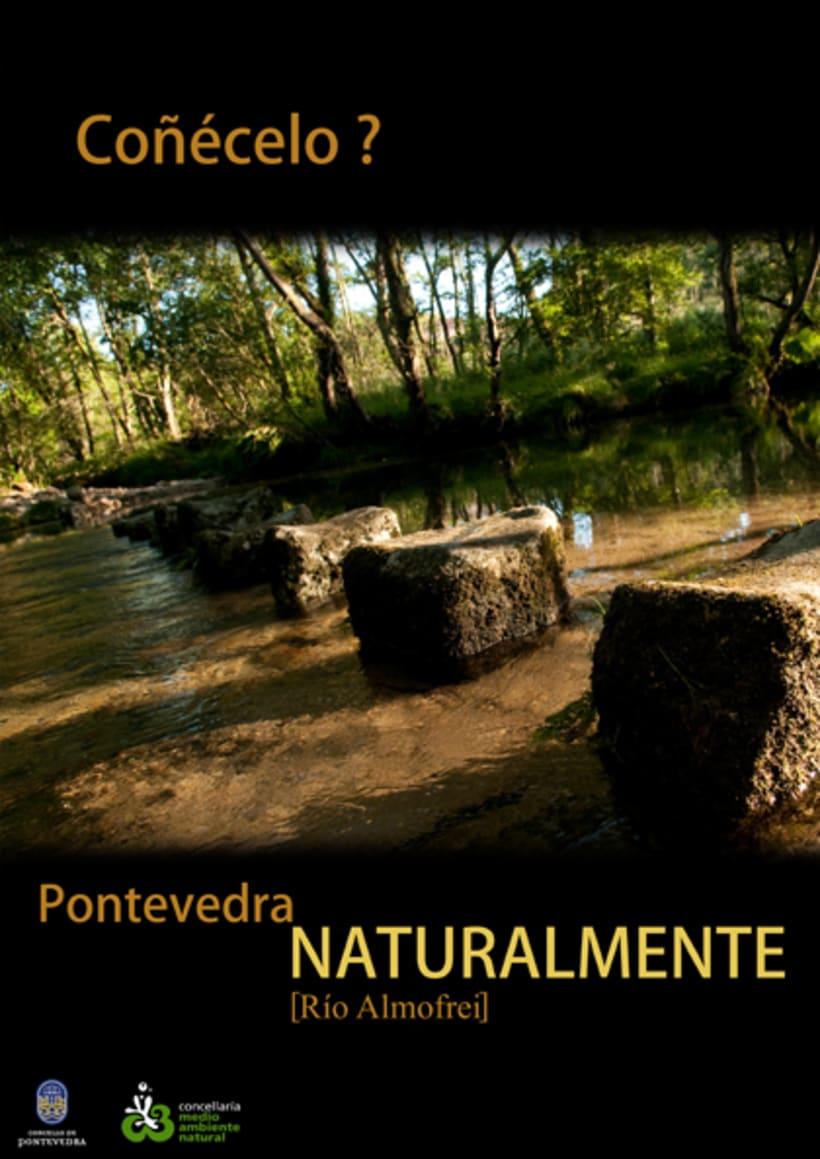 Mupies campaña de promoción del patrimonio natural de Pontevedra 2