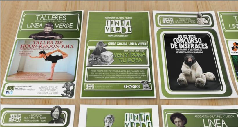 Asociación cultural y lúdica Línea Verde  3