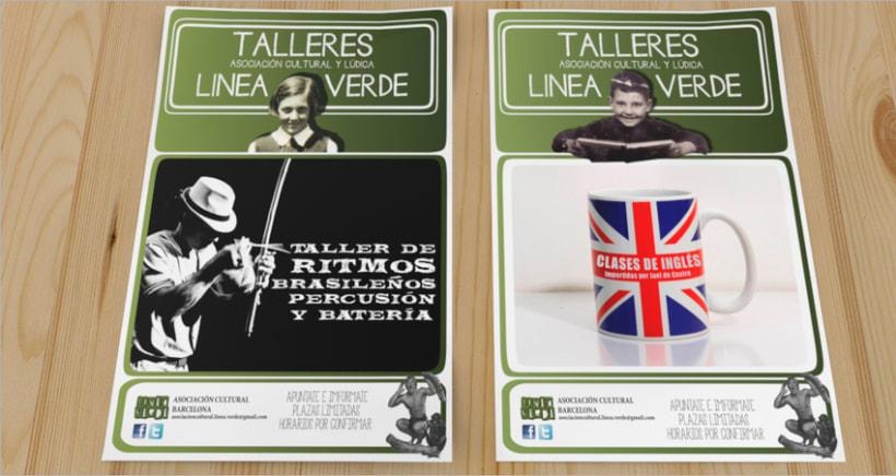Asociación cultural y lúdica Línea Verde  4