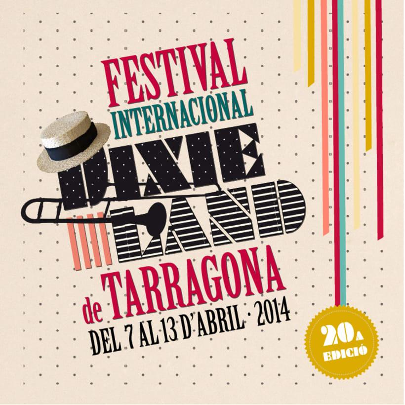FESTIVAL INTERNACIONAL DIXIELAND TARRAGONA · 2014 2