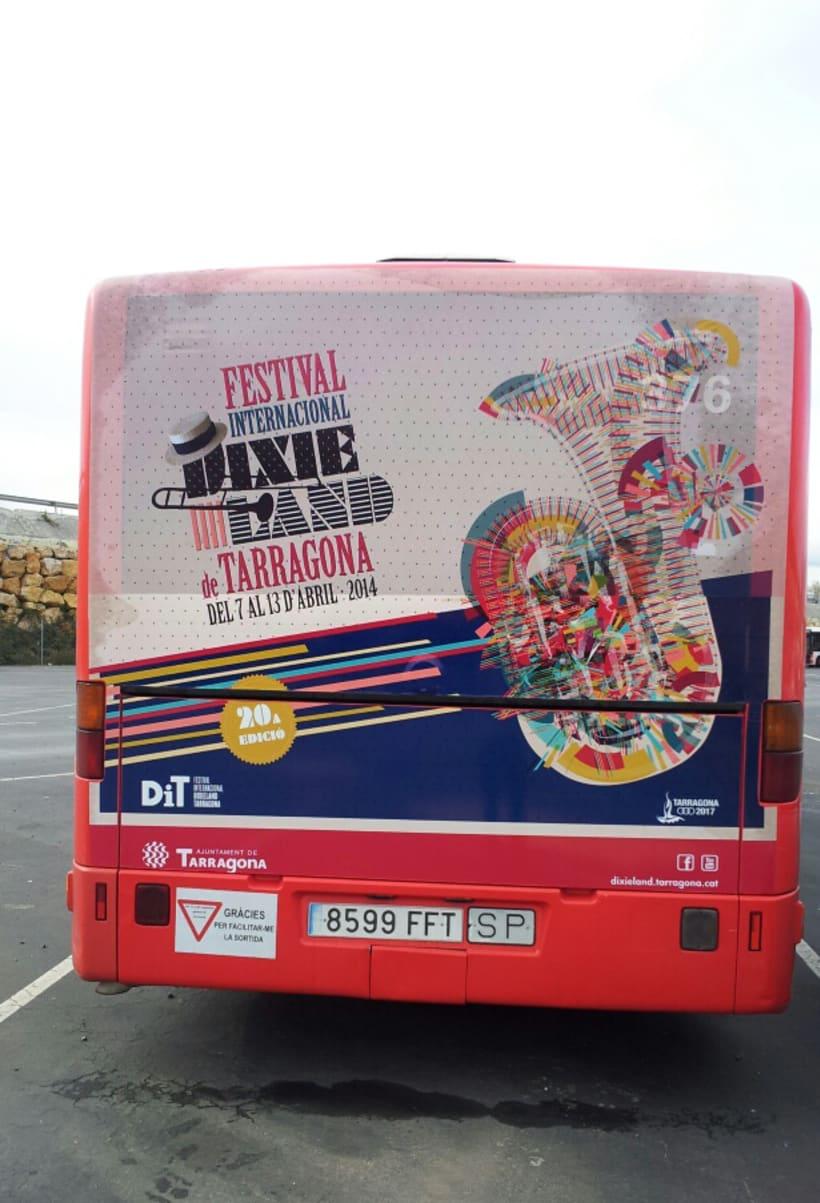 FESTIVAL INTERNACIONAL DIXIELAND TARRAGONA · 2014 6