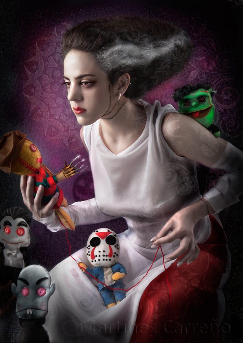 Inspired by Medusa the Dollmaker 1