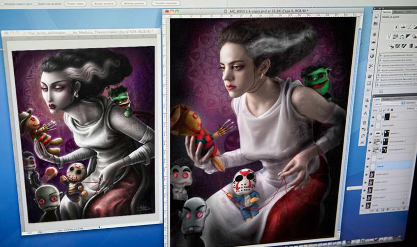 Inspired by Medusa the Dollmaker 2