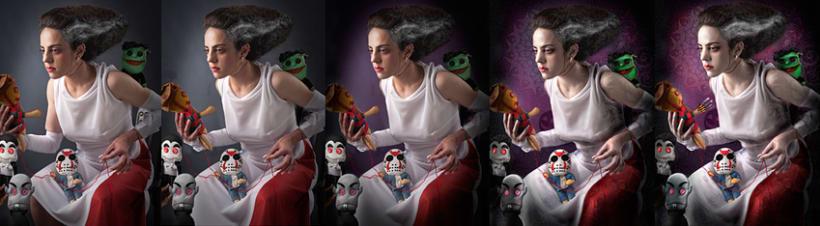 Inspired by Medusa the Dollmaker 3