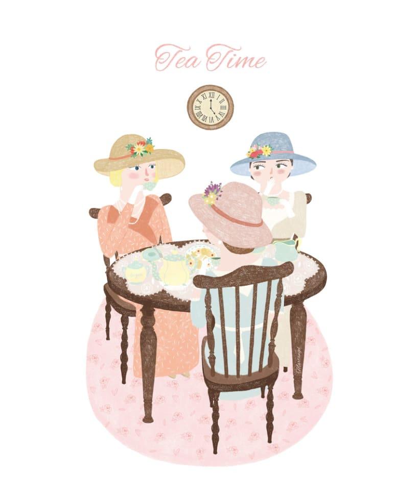Tea Time 0