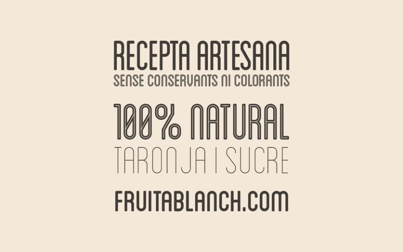 Conservas Fruita Blanch 10