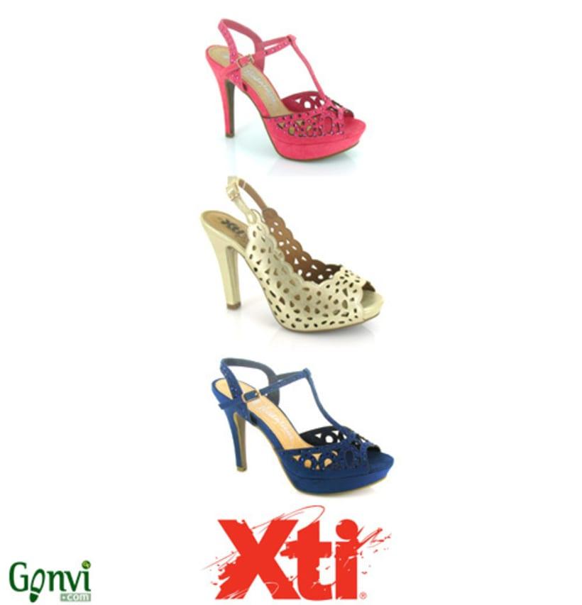 Portadas para Web y Blog de empresa de calzado. Gonvi. 0