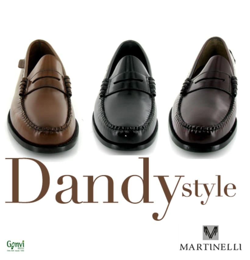 Portadas para Web y Blog de empresa de calzado. Gonvi. 4