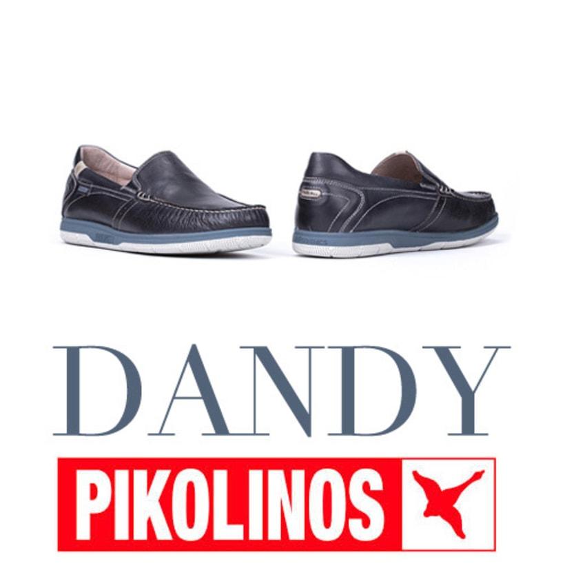 Portadas para Web y Blog de empresa de calzado. Gonvi. 5
