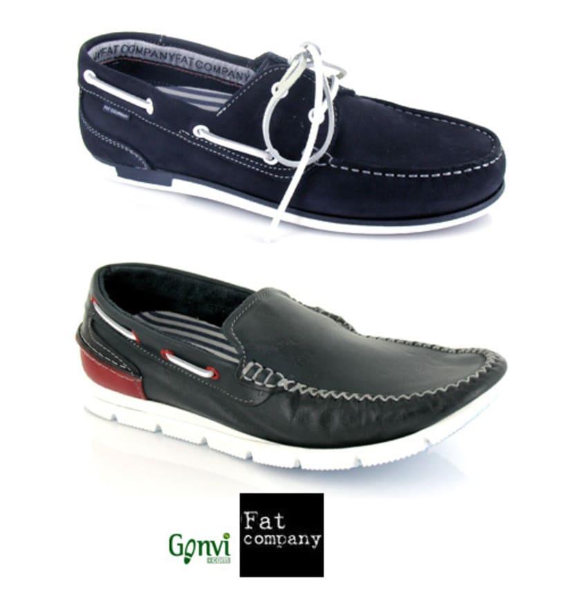 Portadas para Web y Blog de empresa de calzado. Gonvi. 6