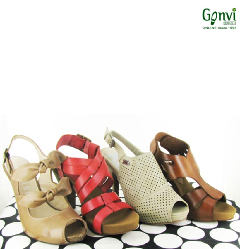 Portadas para Web y Blog de empresa de calzado. Gonvi. 17