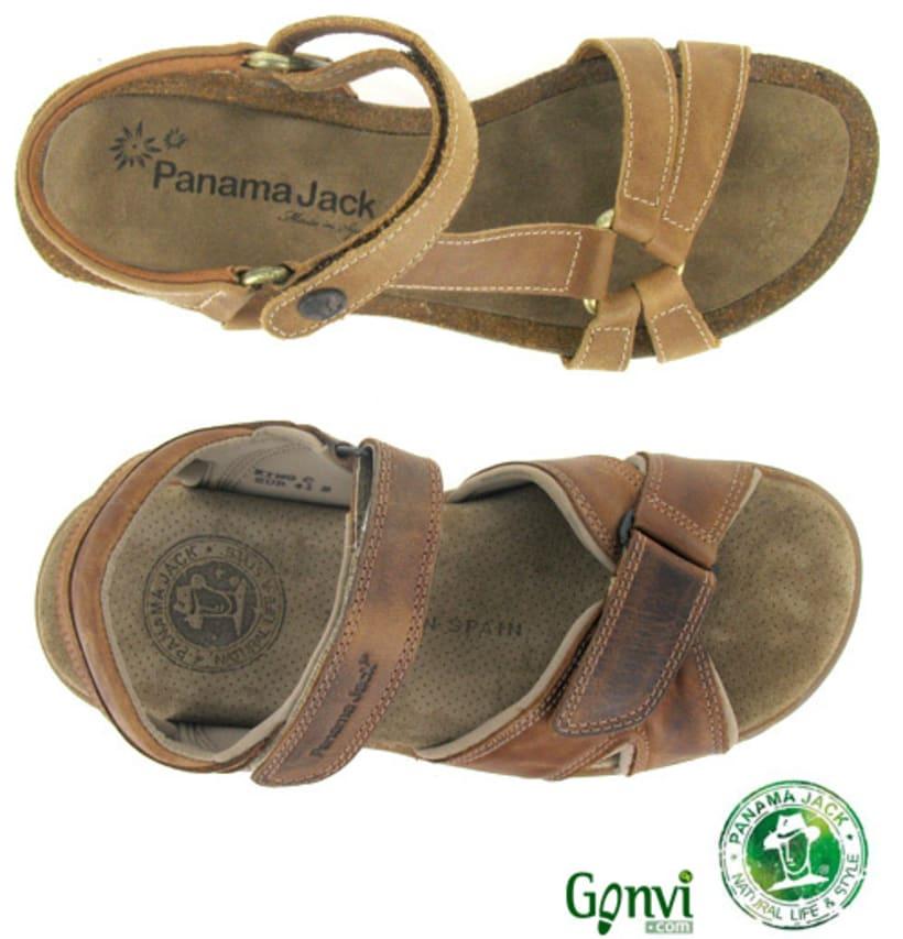 Portadas para Web y Blog de empresa de calzado. Gonvi. 20