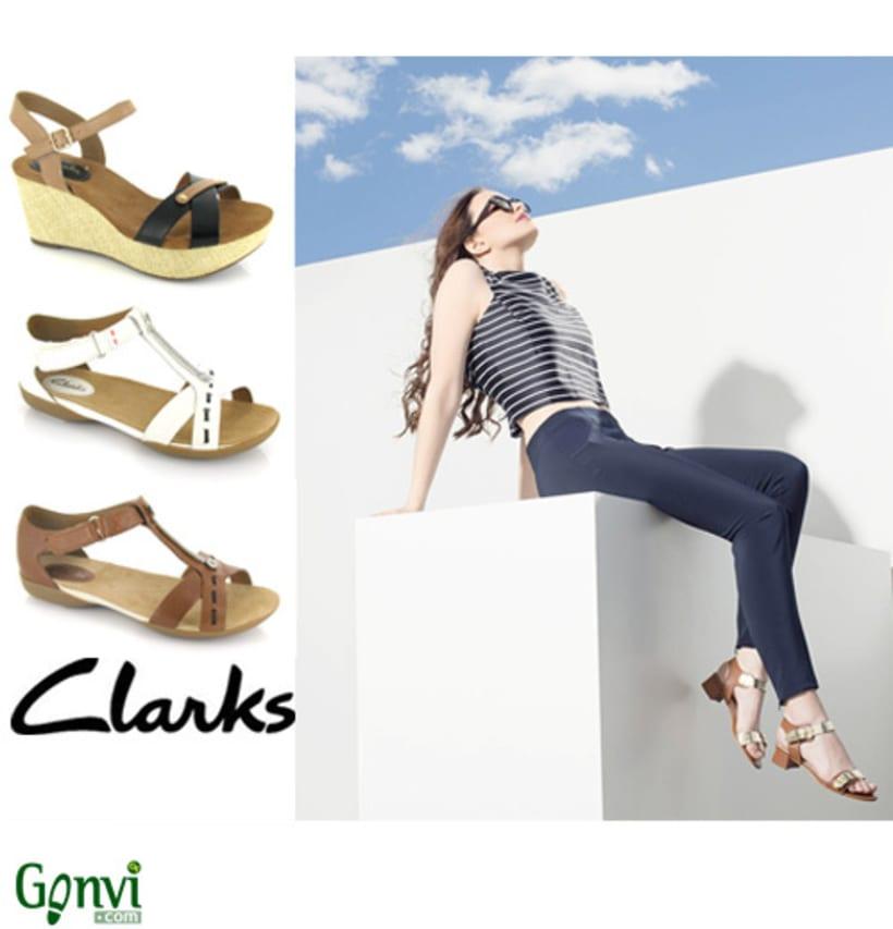 Portadas para Web y Blog de empresa de calzado. Gonvi. 26