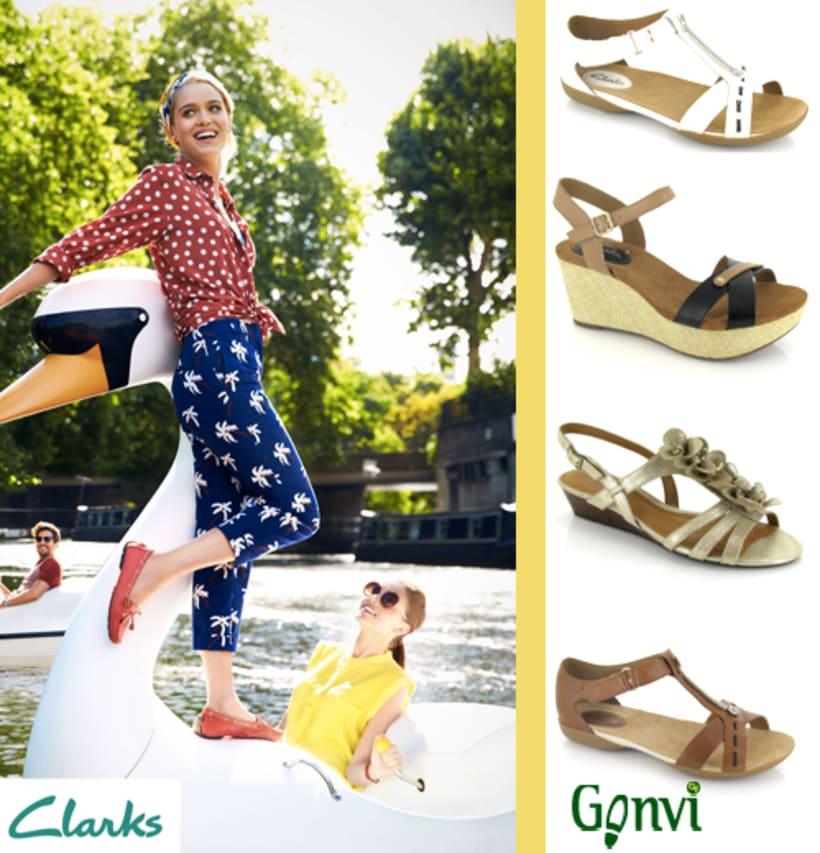 Portadas para Web y Blog de empresa de calzado. Gonvi. 29