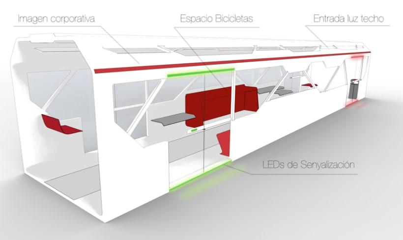 Talgo - Interior Train Design 9