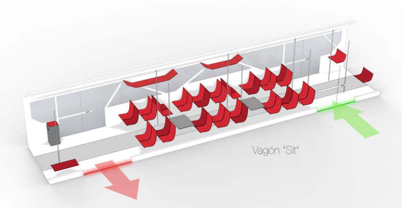 Talgo - Interior Train Design 7