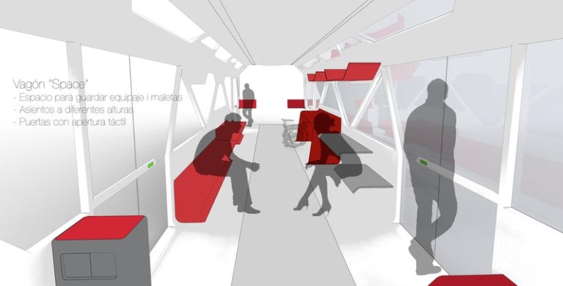 Talgo - Interior Train Design 12