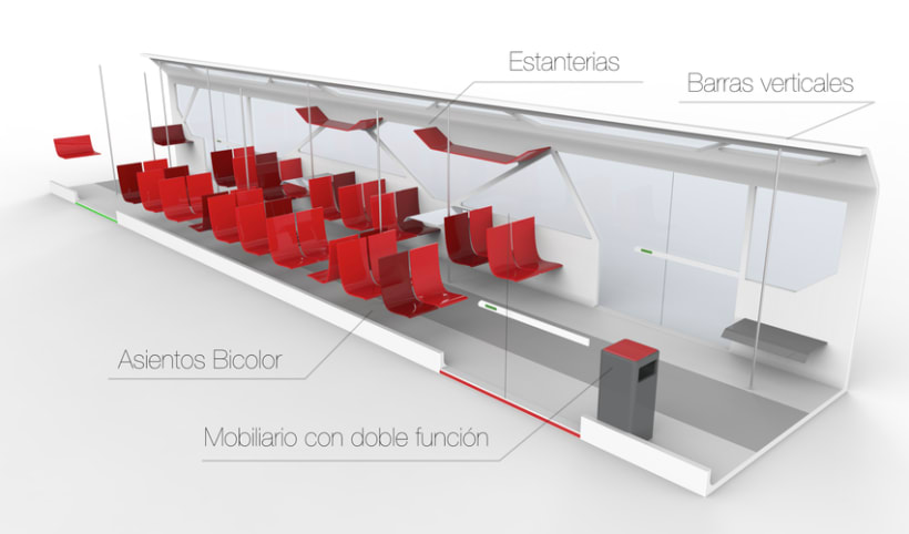 Talgo - Interior Train Design 11