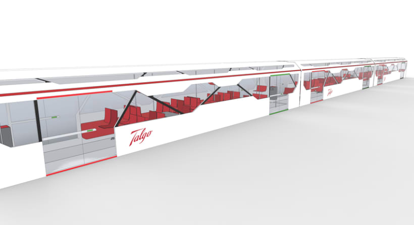 Talgo - Interior Train Design 8