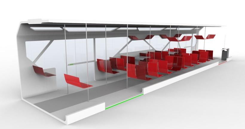Talgo - Interior Train Design 10