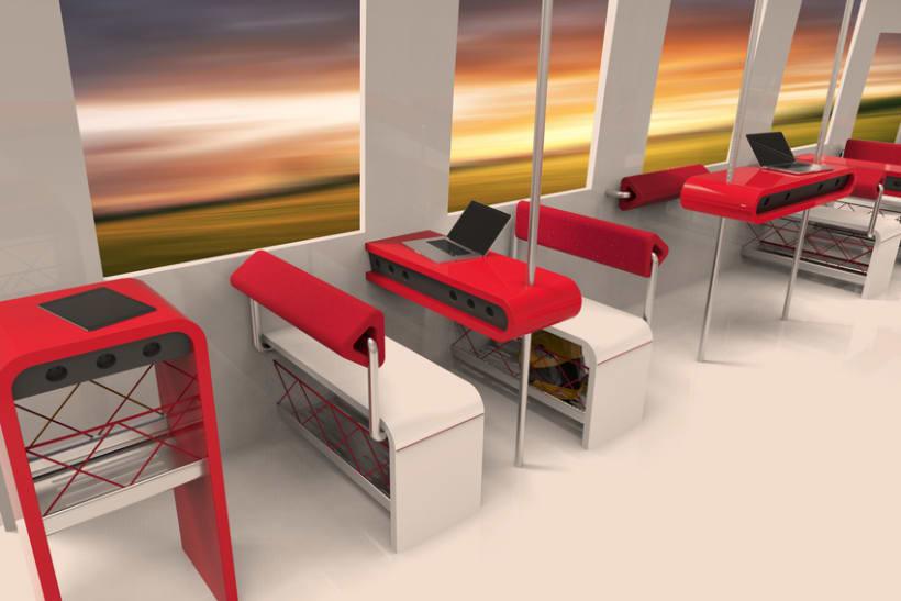 Talgo - Interior Train Design 20